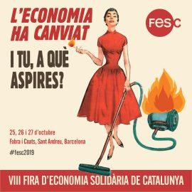 Este fin de semana nos vemos en la FESC2019!