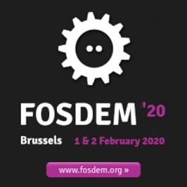 FOSDEM2020 logo
