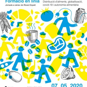 Training: food distribution, globalization, COVID-19 and food autonomy