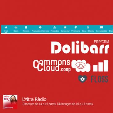 Dolibarr, gestió econòmica per entitats i empreses a CommonsCloud.coop
