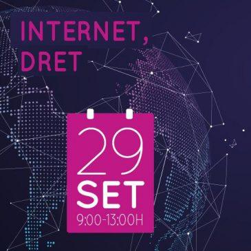 Presentació de l'estudi sobre internet com a dret