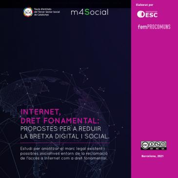 """Publicació de l'estudi """"Internet, dret fonamental"""""""