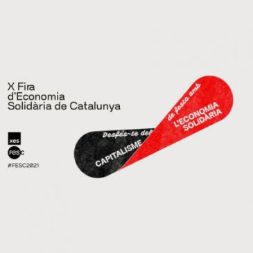 Ens veiem a la FESC 2021, la Fira de l'Economia Solidària de Catalunya fa 10 anys!